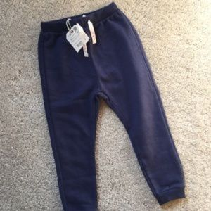 NWT Zara girls sweatpants 3/4yrs